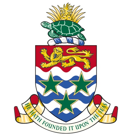 Cayman Islands Government Crest (no text)
